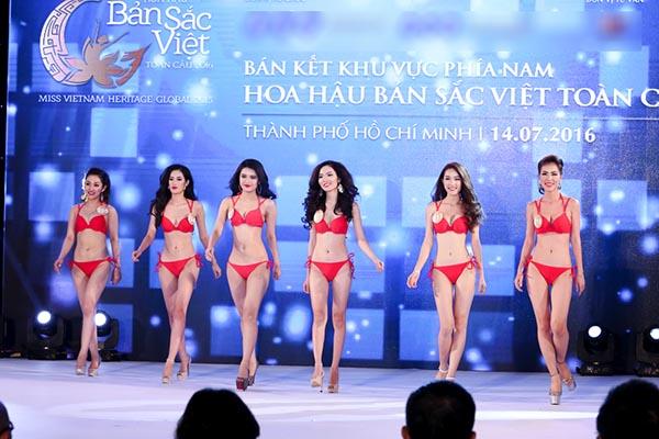 Hai mỹ nhân cao 1m80 bị loại khỏi Hoa hậu Bản sắc Việt - Ảnh 9.