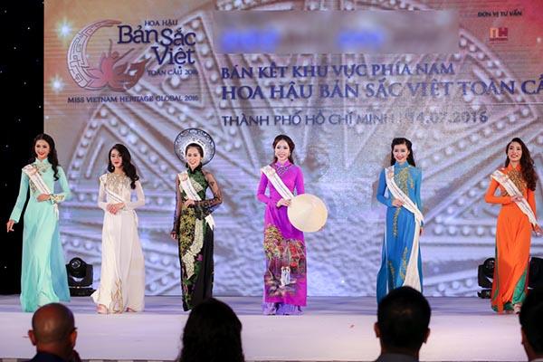 Hai mỹ nhân cao 1m80 bị loại khỏi Hoa hậu Bản sắc Việt - Ảnh 8.