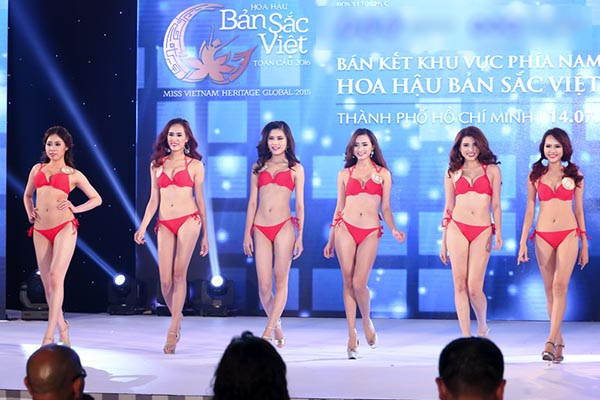 Hai mỹ nhân cao 1m80 bị loại khỏi Hoa hậu Bản sắc Việt - Ảnh 10.