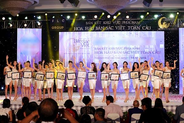 Hai mỹ nhân cao 1m80 bị loại khỏi Hoa hậu Bản sắc Việt - Ảnh 1.
