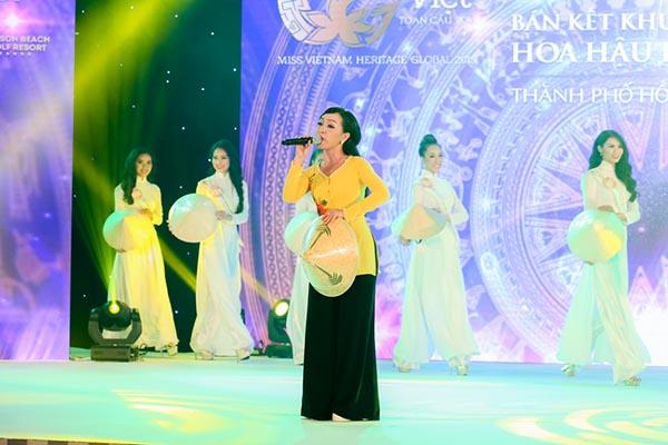 Hai mỹ nhân cao 1m80 bị loại khỏi Hoa hậu Bản sắc Việt - Ảnh 4.