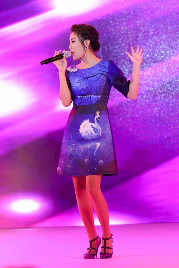 Hai mỹ nhân cao 1m80 bị loại khỏi Hoa hậu Bản sắc Việt - Ảnh 6.