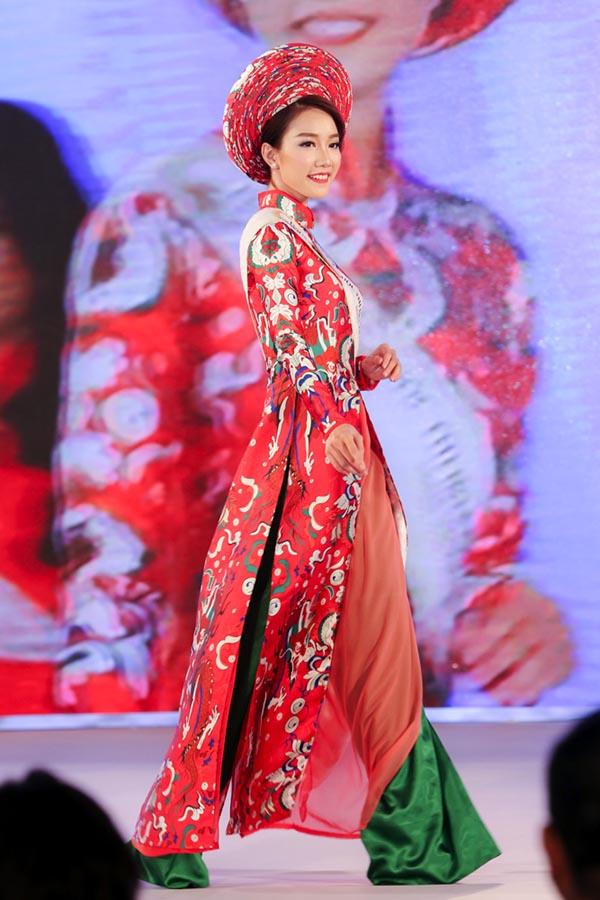 Hai mỹ nhân cao 1m80 bị loại khỏi Hoa hậu Bản sắc Việt - Ảnh 7.