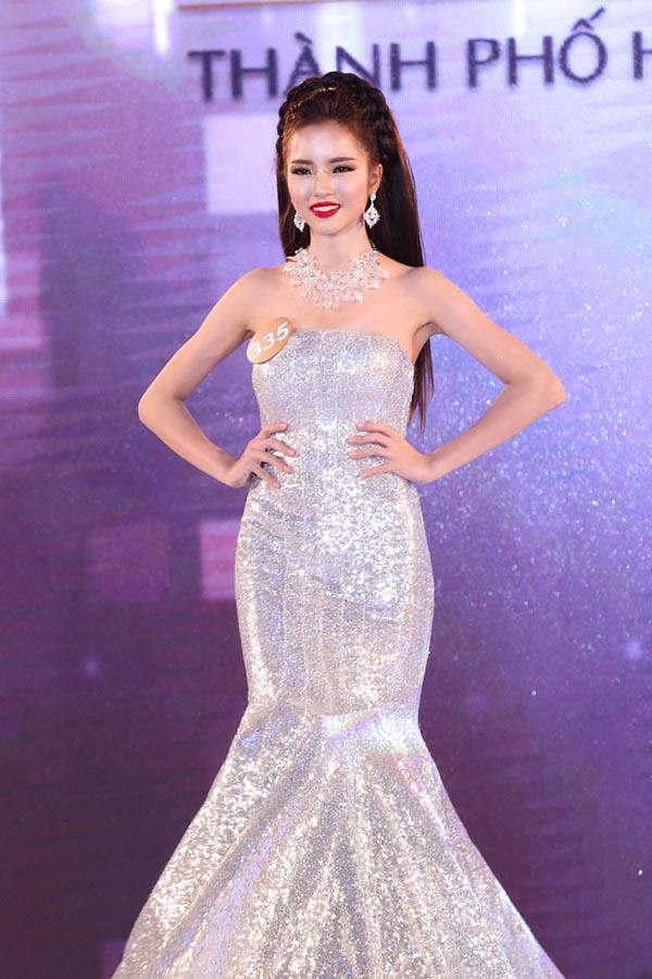 Hai mỹ nhân cao 1m80 bị loại khỏi Hoa hậu Bản sắc Việt - Ảnh 11.
