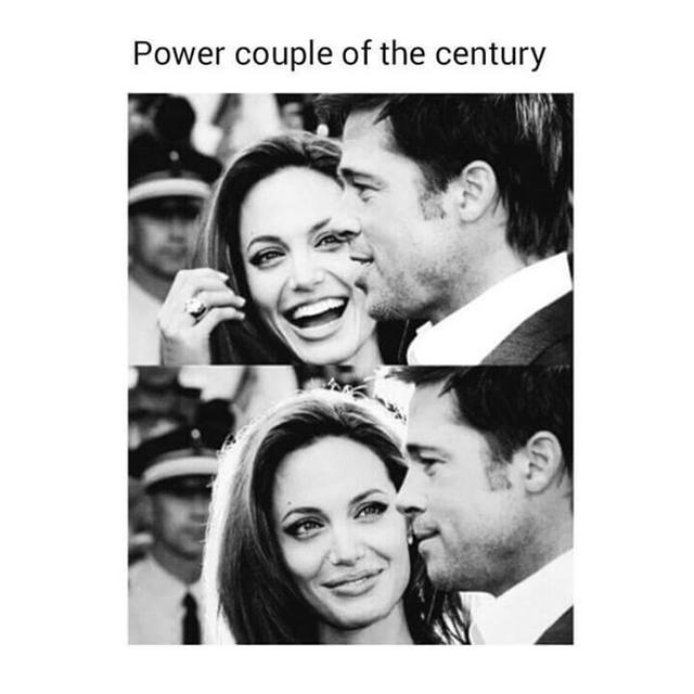 Angelina Jolie và Brad Pitt: Bỗng một ngày ta... chán nhau - Ảnh 1.