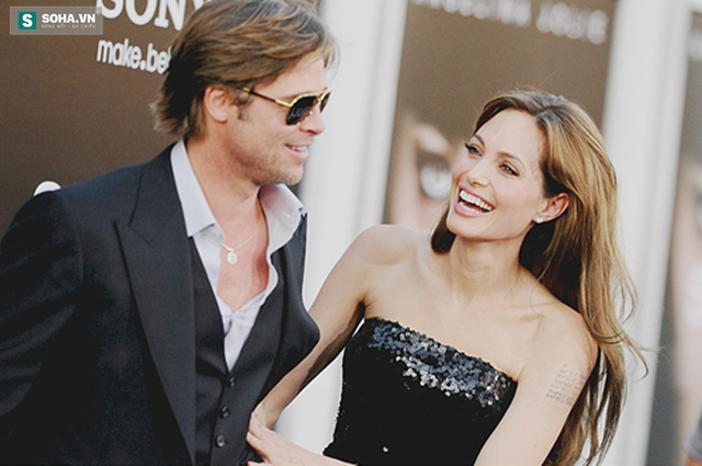 Angelina Jolie và Brad Pitt: Bỗng một ngày ta... chán nhau - Ảnh 7.
