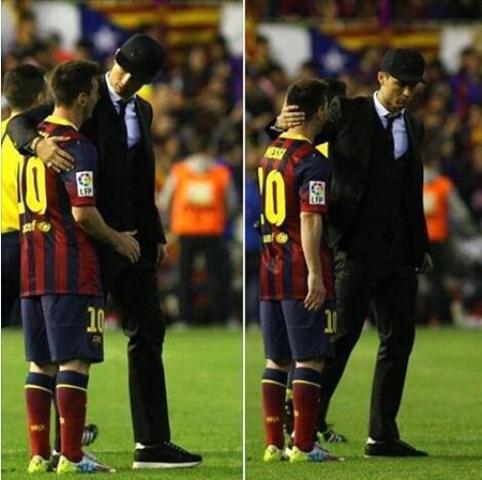 Tiết lộ gây sốc về hành động nghĩa hiệp của Ronaldo với Messi - Ảnh 2.