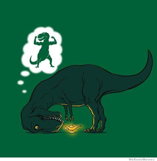 Phát hiện mới có thể giúp giải thích vì sao khủng long T-Rex có cánh tay rất nhỏ - Ảnh 1.