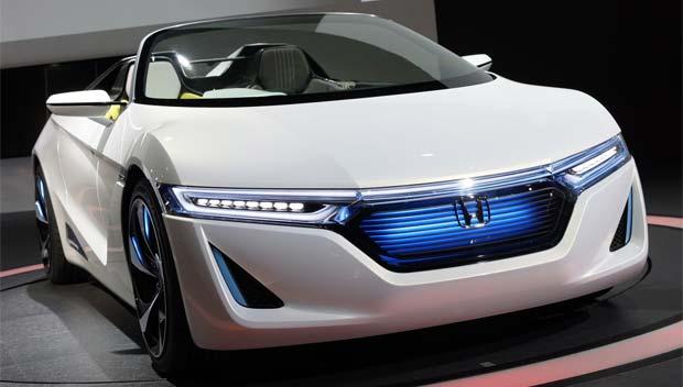 Honda Nhật Bản trình làng động cơ xe đầu tiên trên thế giới không cần đất hiếm từ Trung Quốc - Ảnh 2.