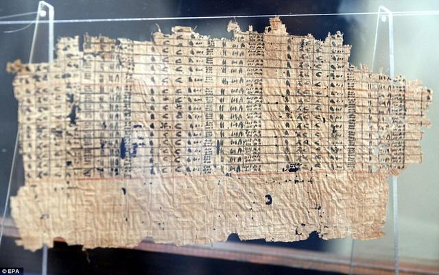 Tìm thấy nhật ký người xây kim tự tháp đã 4.500 năm tuổi, có cả bảng lương công nhân - Ảnh 2.
