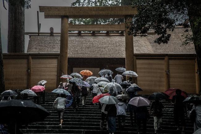 Ngắm nhìn Nhật Bản vào mùa mưa còn đẹp hơn cả tranh vẽ - Ảnh 8.