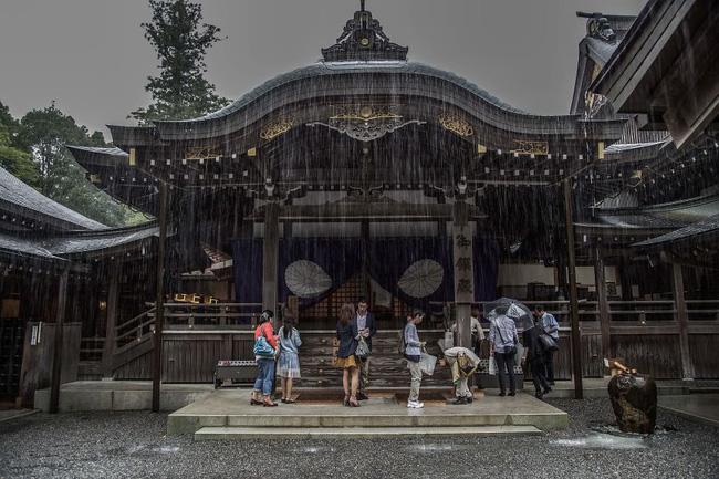 Ngắm nhìn Nhật Bản vào mùa mưa còn đẹp hơn cả tranh vẽ - Ảnh 9.