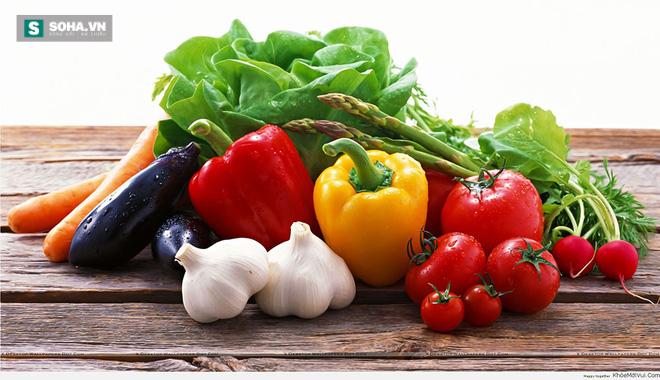 Chuyên gia hướng dẫn nguyên tắc ăn uống để không còn bị ung thư - Ảnh 1.