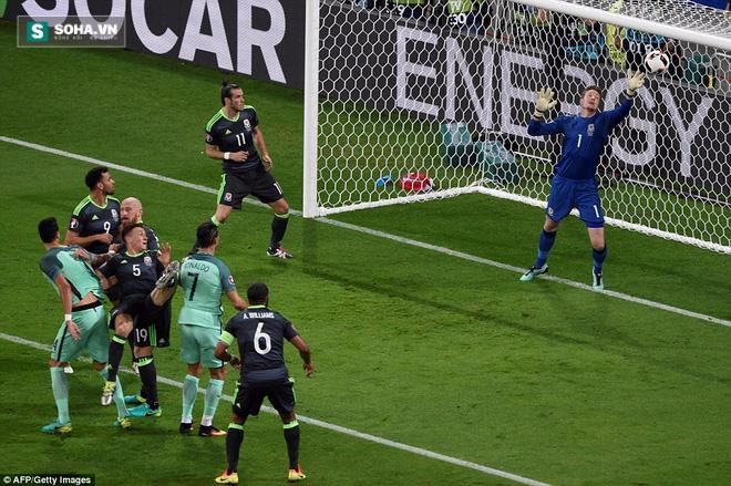 Bồ Đào Nha 2-0 Wales: Phi thường, Ronaldo! - Ảnh 2.