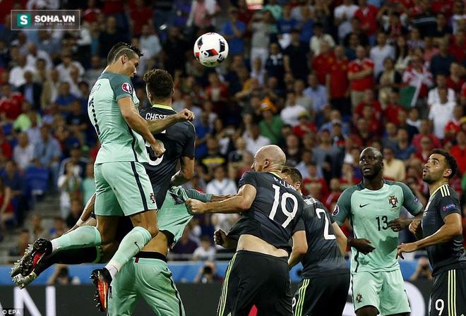 Bồ Đào Nha 2-0 Wales: Phi thường, Ronaldo! - Ảnh 3.