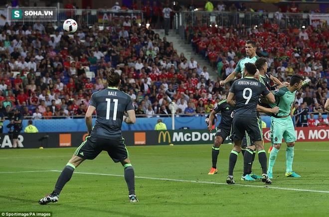 Bồ Đào Nha 2-0 Wales: Phi thường, Ronaldo! - Ảnh 4.