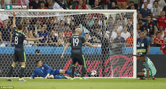 Bồ Đào Nha 2-0 Wales: Phi thường, Ronaldo! - Ảnh 6.
