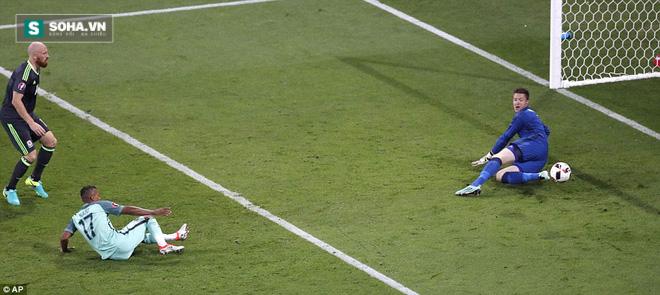 Bồ Đào Nha 2-0 Wales: Phi thường, Ronaldo! - Ảnh 7.