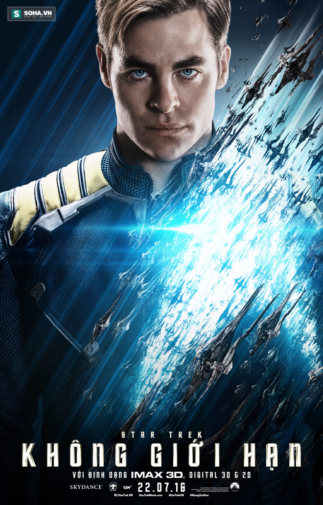 Điều đặc biệt trong Star Trek: Không Giới Hạn  - Ảnh 2.