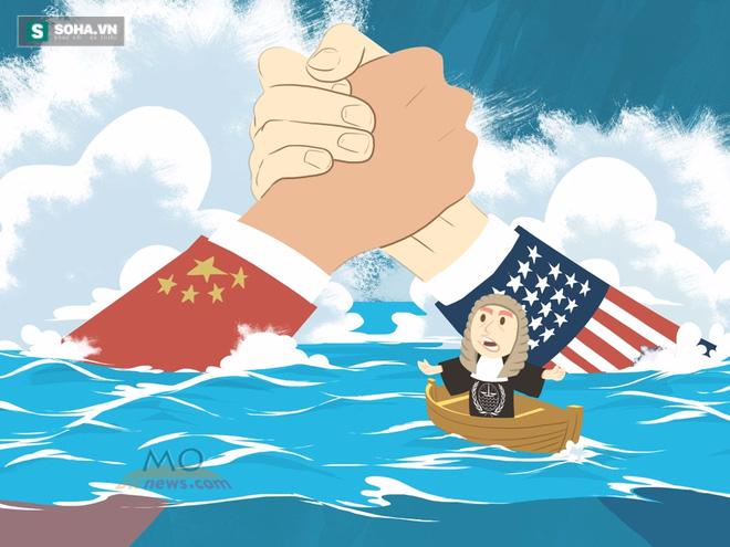 Dân Trung Quốc nhảy ngược lên vì phán quyết về biển Đông - Ảnh 1.