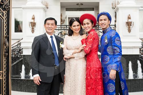Mẹ chồng Hà Tăng khoe vẻ đẹp không tuổi tác 3