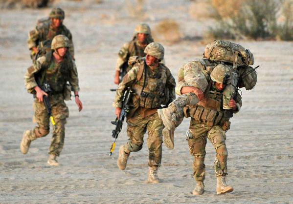 Đặc công Anh tập trận Cá Sấu Đen tại sa mạc Mỹ 20