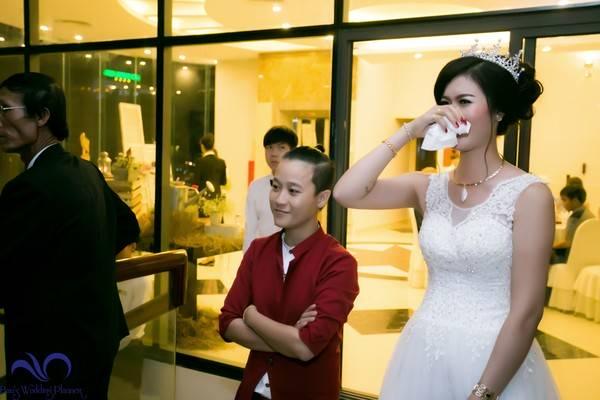 Trúc Vy và Bích Hà là cặp đôi LGBT đầu tiên tổ chức đám cưới ở thành phố Nha Trang.