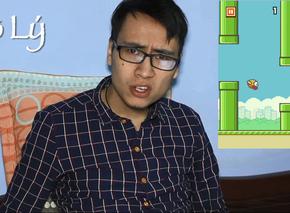 vlog mới về Flappy Bird của Toàn Shinoda