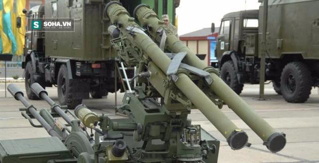 Việt Nam chế tạo tổ hợp pháo - tên lửa phòng không: Hỏa lực mạnh!