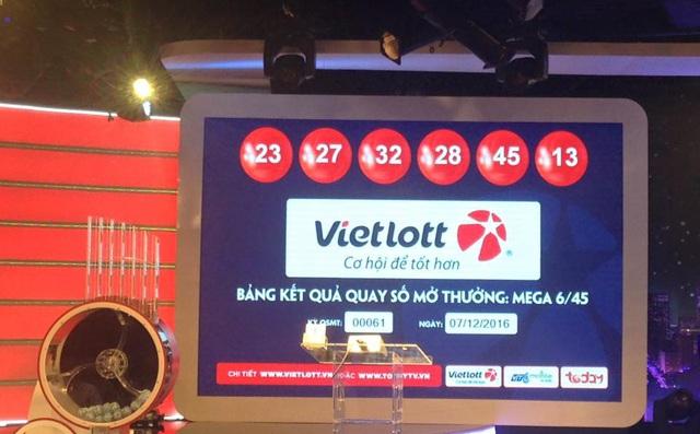 Tiết lộ quy trình quay số mở thưởng của Vietlott