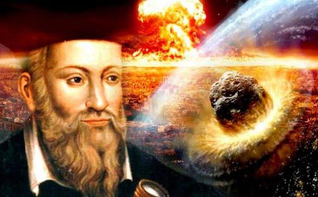 """7 tiên đoán """"bão tố"""" mà nhà tiên tri lỗi lạc Nostradamus dành tặng năm 2017"""