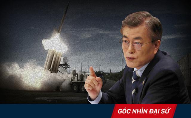 """Ông Moon Jae-in thực sự bị """"qua mặt"""" vụ triển khai THAAD hay là một màn dàn dựng tinh tế?"""