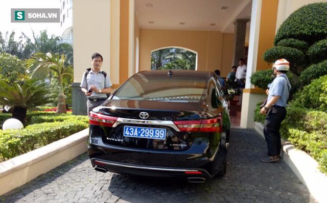 Thành ủy Đà Nẵng trả lại xe phục vụ ông Nguyễn Xuân Anh cho doanh nghiệp