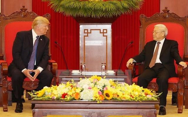 Tổng thống Mỹ thăm Việt Nam, báo Trung Quốc bình luận gì?