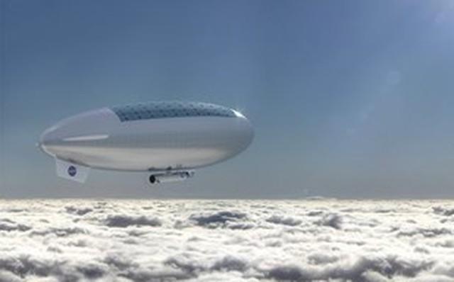 """NASA nuôi tham vọng """"xây nhà"""" lơ lửng giữa trời trên sao Kim"""