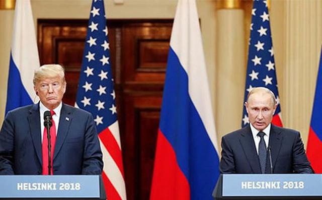 """Rút khỏi Hiệp ước INF: Sai lầm hay nước cờ """"cao"""" của ông Trump?"""