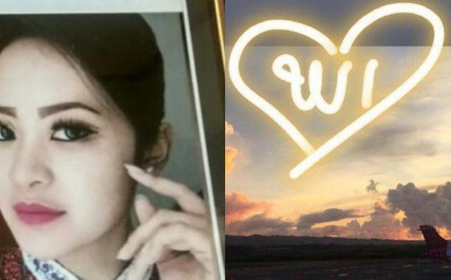 """Lời nhắn cuối cùng như """"điềm báo"""" và hai bức hình đầy ám ảnh của nữ tiếp viên trong chuyến bay Lion Air JT 610"""