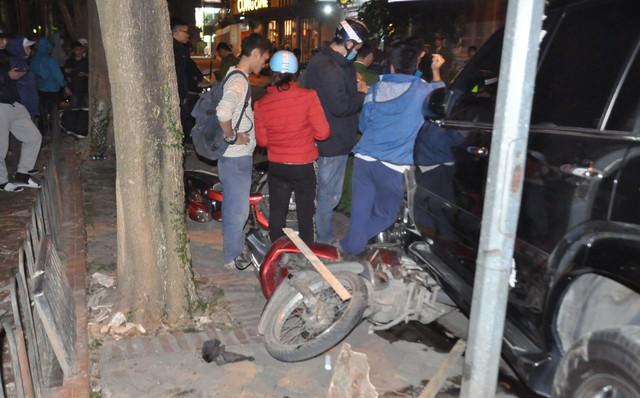 Nữ tài xế lái xe Lexus gây tai nạn liên hoàn đối diện hình phạt nào?
