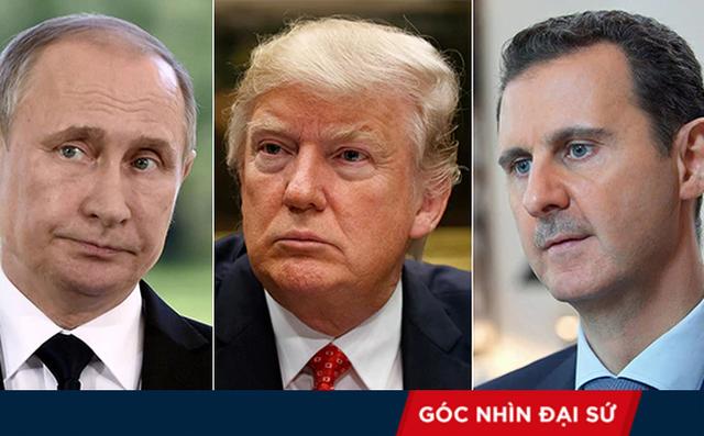 """Sóng gió dồn dập tại Syria: Không phải do Mỹ, do Nga mà do một """"kẻ thứ ba"""" trục lợi?"""