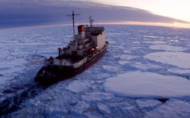 Bắc cực thành điểm nóng khi các cường quốc tăng cường hiện diện