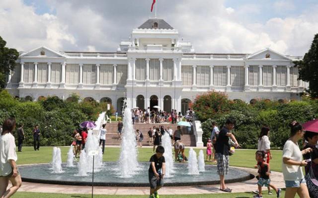 Thượng đỉnh Mỹ-Triều có thể diễn ra tại Dinh Tổng thống Singapore 1