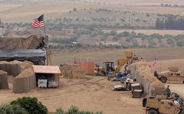 Mỹ tuyên bố đáp trả mạnh mẽ nếu quân đội bị tấn công ở Syria