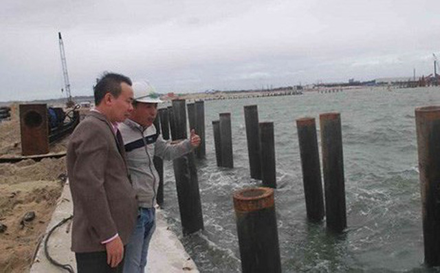 Phó Thủ tướng chỉ đạo lên phương án khai quật tàu cổ đắm tại vùng biển Dung Quất 1