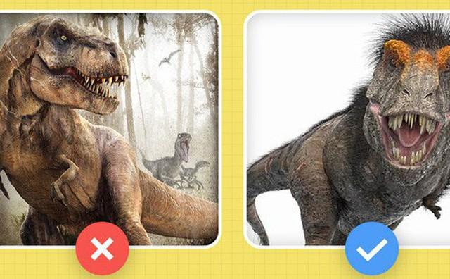 Hey! Là T-Rex bạo chúa của Jurassic World đây và các ông đã nhầm về tôi hết rồi