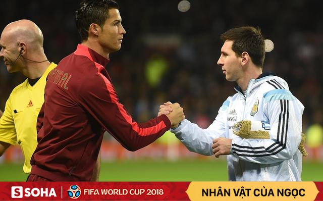 Ronaldo, Messi và World Cup: Cuộc đại chiến cuối cùng