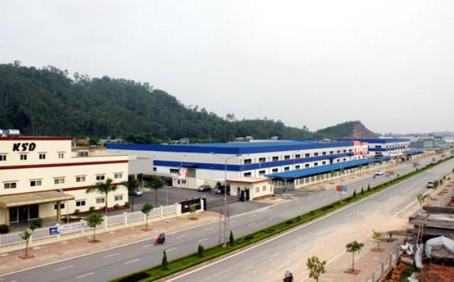 Công an truy tìm đối tượng tung tin đốt khu công nghiệp Trung Quốc ở Thái Nguyên 1