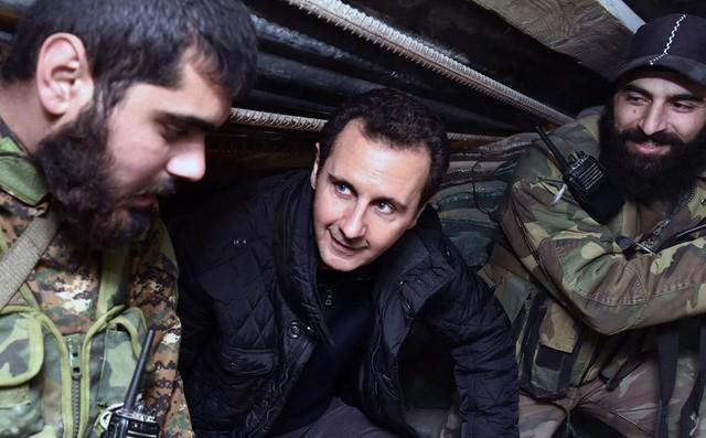 Tổng thống Assad cáo buộc 6 nước gây ra cuộc chiến Syria 1