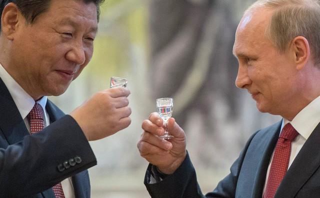 """TT Putin kể chuyện mừng sinh nhật cùng Chủ tịch TQ, khen ông Tập là """"đối tác đáng tin cậy"""""""