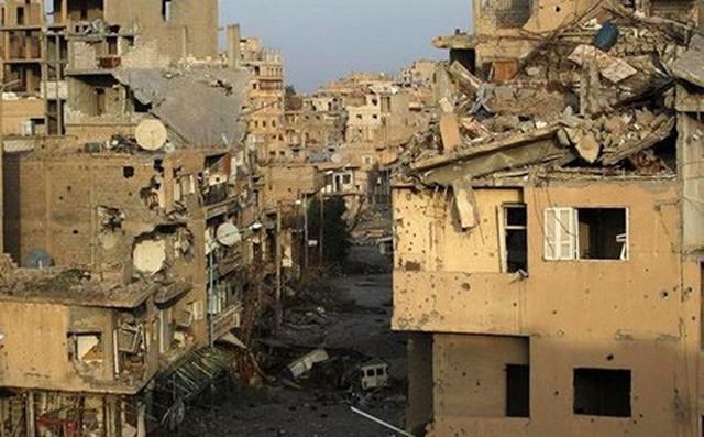IS bất ngờ tái chiếm một phần thị trấn chiến lược ở miền Đông Syria