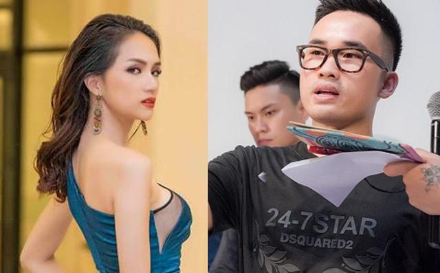 Quá bức xúc, NTK Hà Duy tố Hương Giang có nhiều hành động gây sốc trong đêm diễn toàn người nổi tiếng